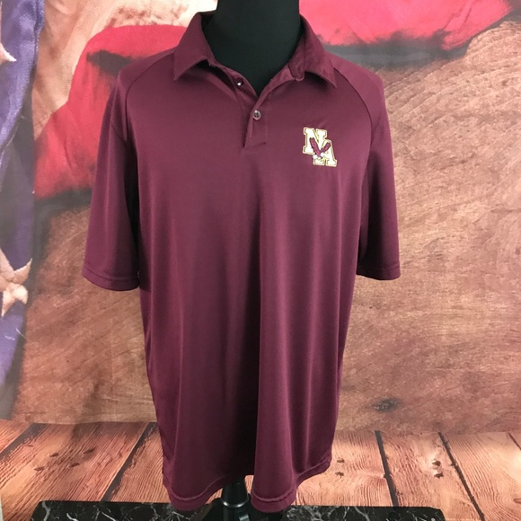 d80be2a05 Nike Shirts | Team Polo Shirt Size Xl New Albany Eagles | Poshmark
